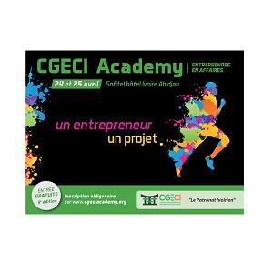 CGECI Academy 2014